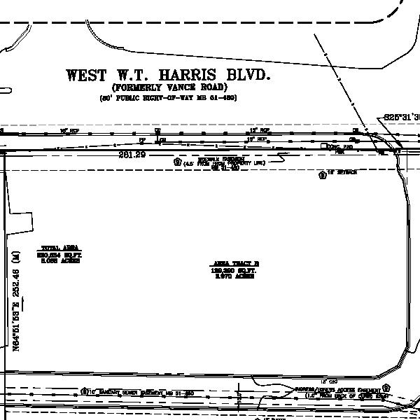 West W.T. Harris Boulevard – Charlotte, NC