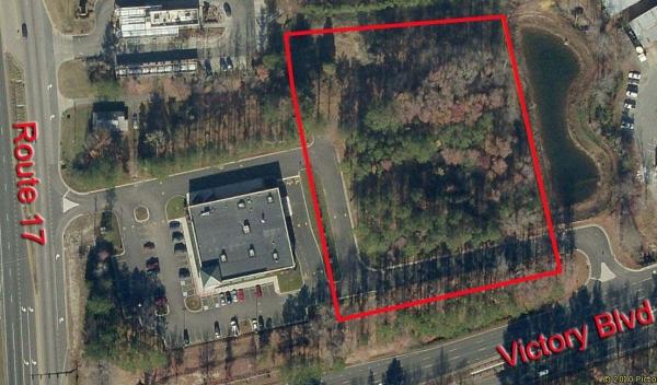 Walgreens Outparcel – York County, Virginia