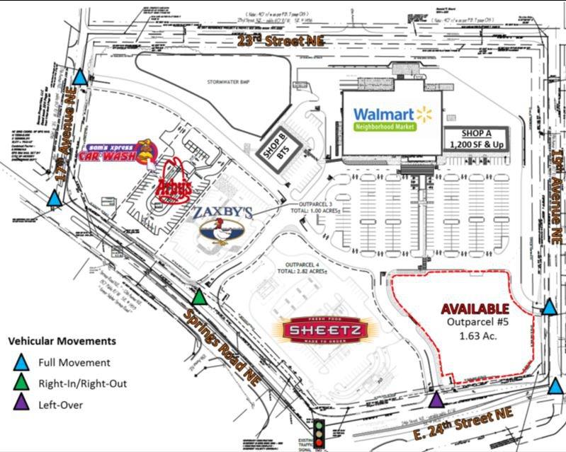 Wal-Mart Outparcel – Hickory, NC